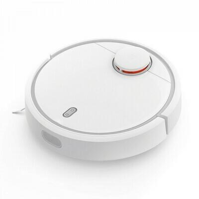 Робот-пылесос Xiaomi Mi Robot Vacuum Cleaner (белый)