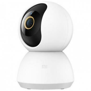 Поворотная IP камера Xiaomi Mijia 360° Home Camera PTZ Version 2K (MJSXJ09CM)