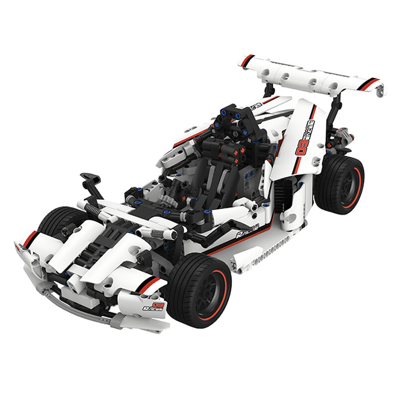 Конструктор Xiaomi MITU GLSC01IQL Smart Building Blocks Road Racing
