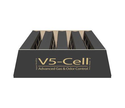 Filtro V5-Cell IQAir Gases y Olores