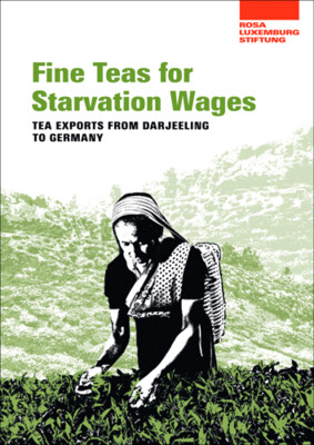 Fine Teas for Starvation Wages