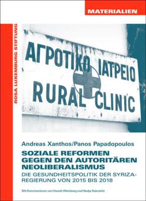 Soziale Reformen gegen den Autoritären Neoliberalismus (Materialien Nr. 27)