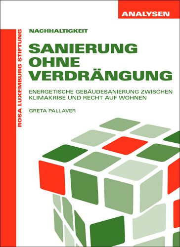 Sanierung ohne Verdrängung (Analysen Nr. 59)