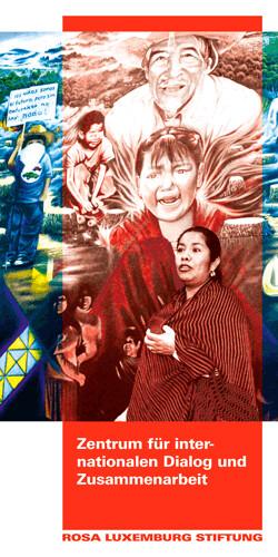 Zentrum für internationalen Dialog und Zusammenarbeit (Flyer)