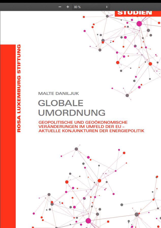 Globale Umordnung (Studien 2/2016)