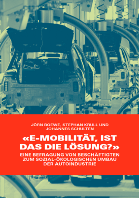 E-Mobilität - Ist das die Lösung?
