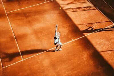 Tennistraining Sommer 1h
