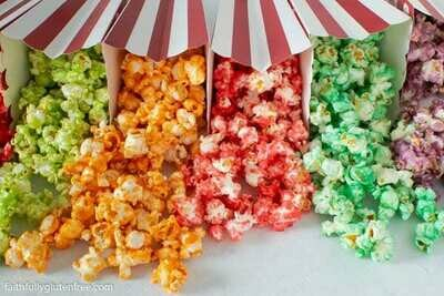 Kandied Popcorn
