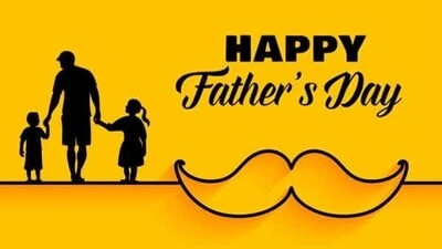 FATHERS DAY (JUNE 20TH)