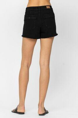 Judy blue black shorts