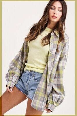 Kiwi Flannel