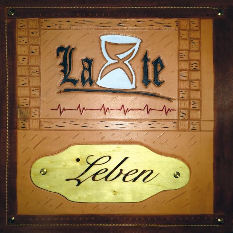 """Late - Leben Vinyl-LP  """"First Edition"""" limitiert auf 300 Exemplare (nummeriert) inklusive Download-Code für die digitale Variante. Diesen bitte auf https://late-berlin.bandcamp.com/yum einlösen!"""