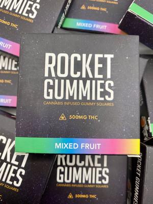 Rocket Gummies (500 MG)