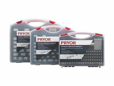 Pryor Fount Set Interchangeable Steel Types 1.5 mm