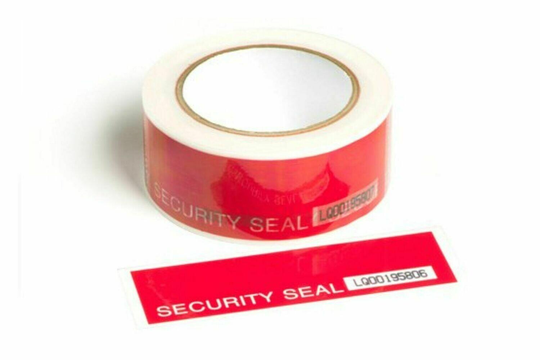 Tamper evident security label SK-76 VOID Premium