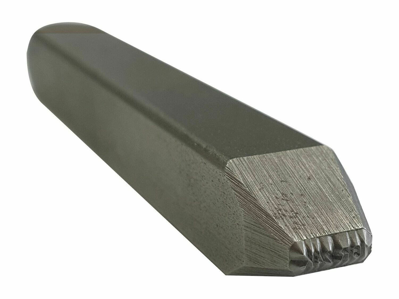 Poincons en acier trempe 2.0 mm