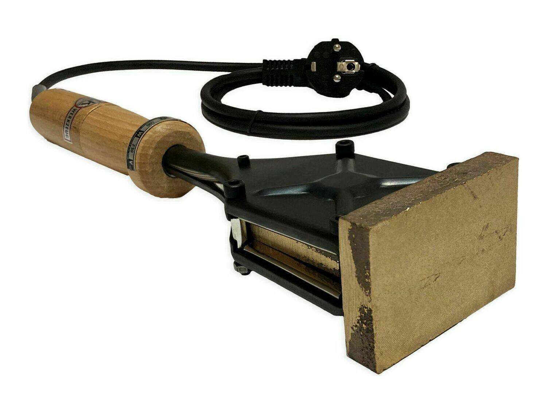 Timbro a fuoco ALK T6 75x50 mm