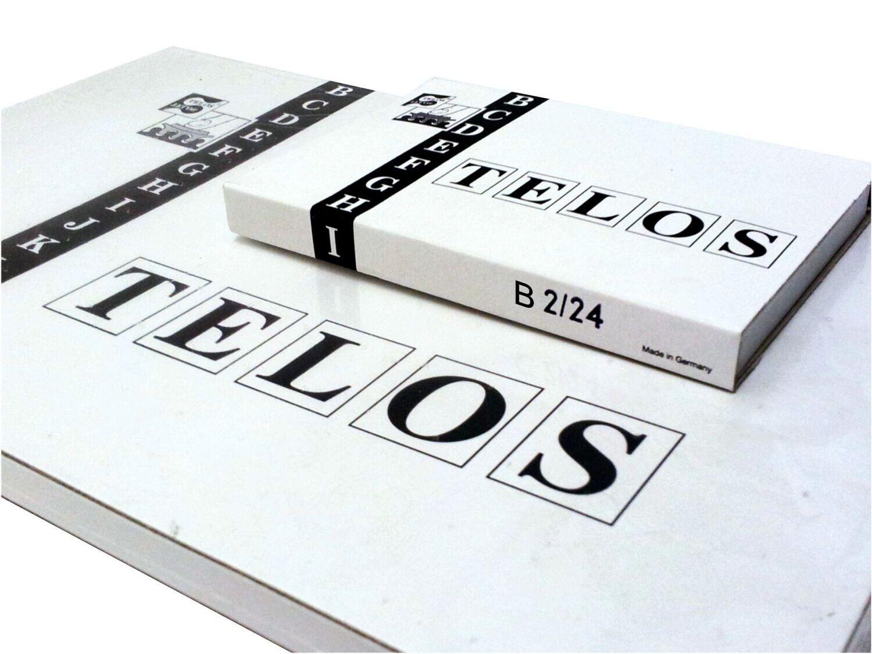 TELOS Rubber Stamp Assortment B