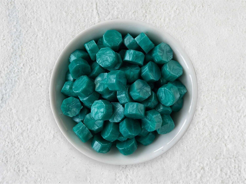 Pearl Sealing Wax - Turquoise
