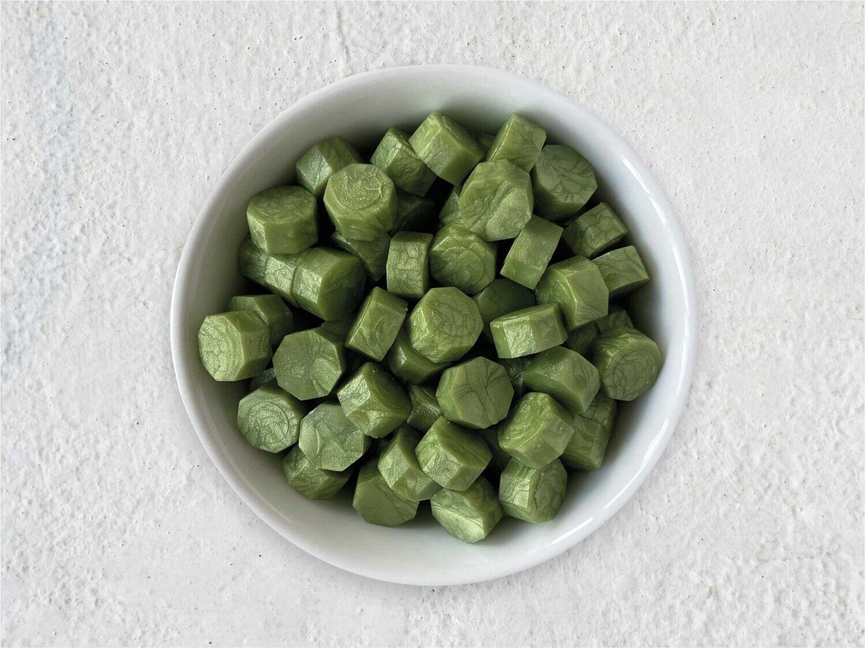 Pearl Sealing Wax - Pastel Green