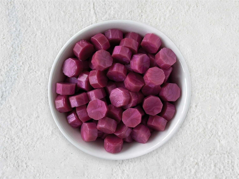 Pearl Sealing Wax - Fuchsia