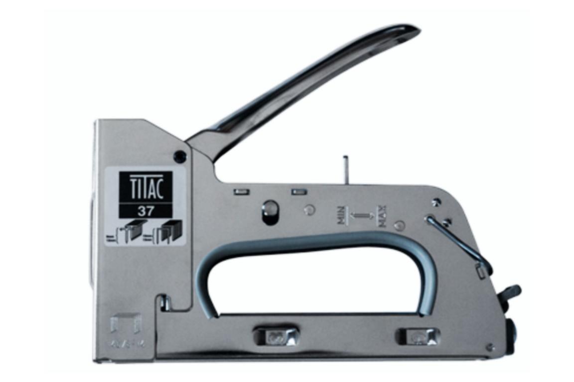 Titac T-37 Stapler for Plastic Staples