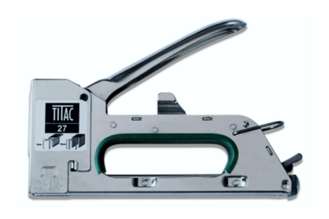 Titac T-27 Stapler for Plastic Staples