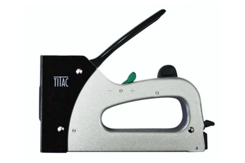 Titac TX-38 Stapler for Plastic Staples