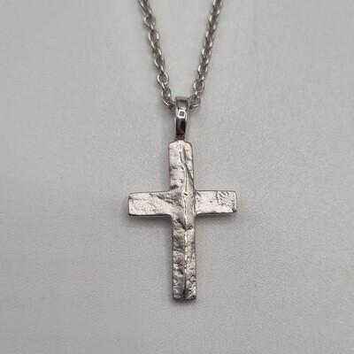 Anhänger Kreuz Silber