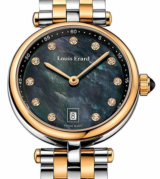 Louis Erard Romance