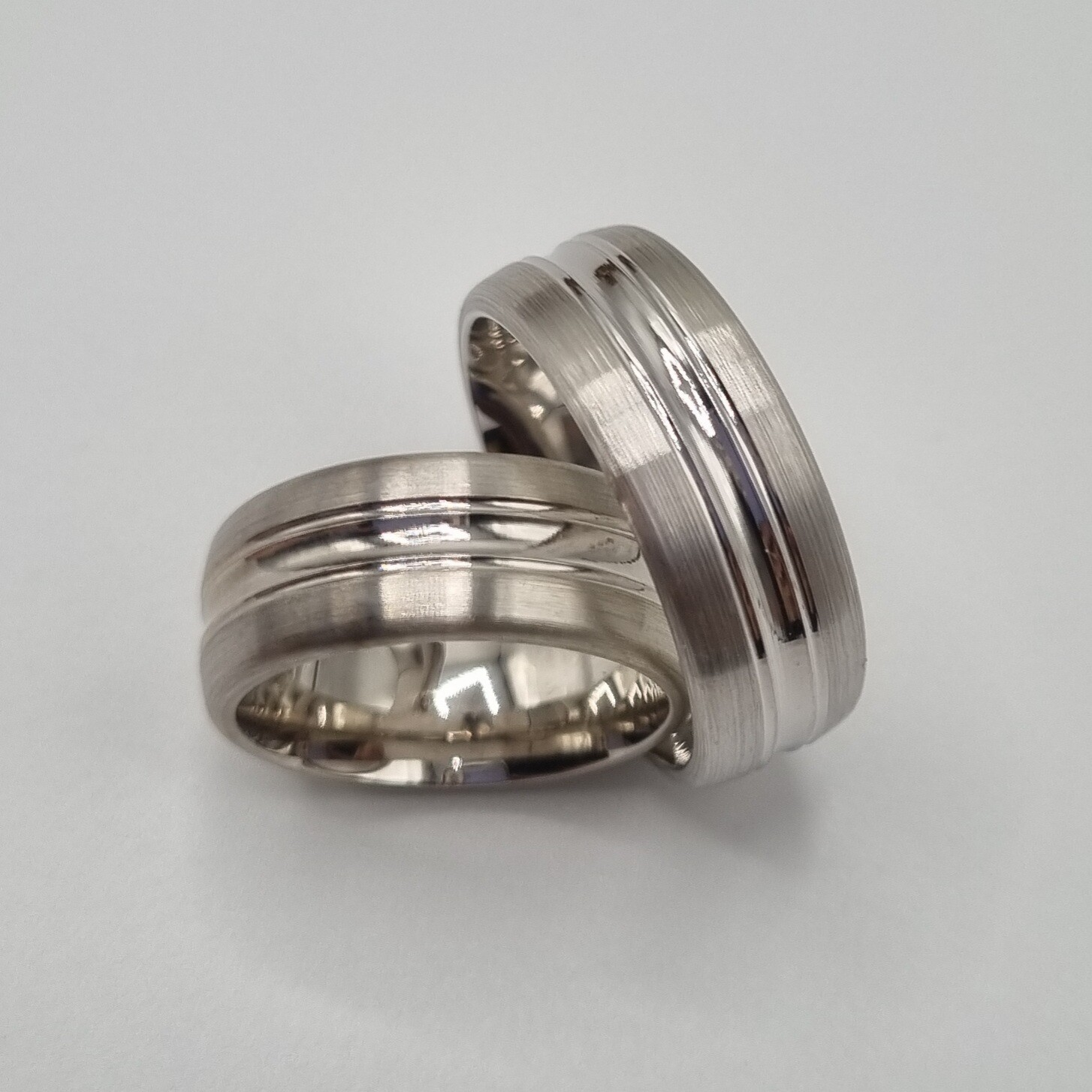 Partnerringe Silber