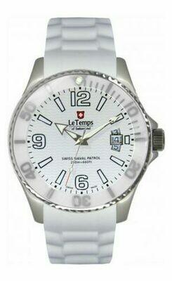 Le Temps Swiss Naval Patrol