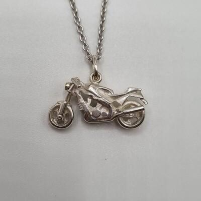 Anhänger Motorrad