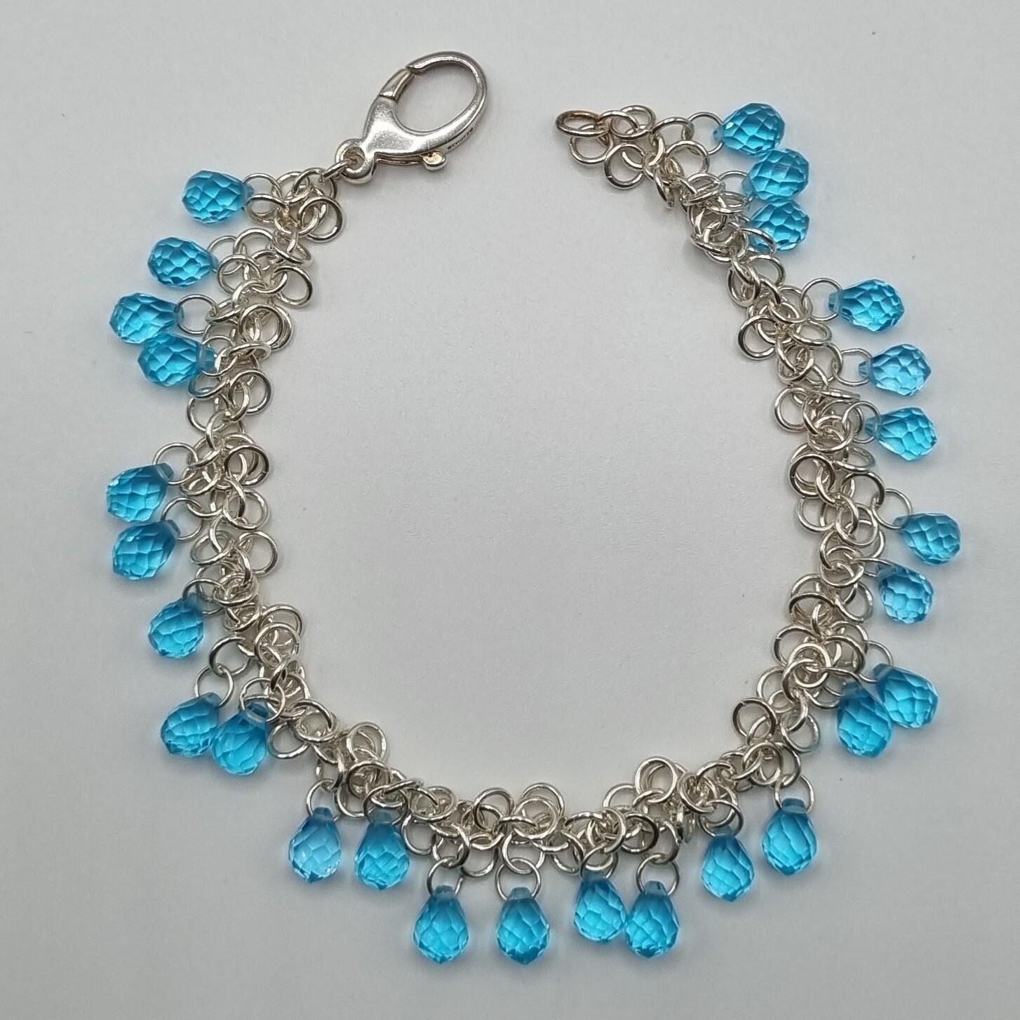 1 Armband Silber