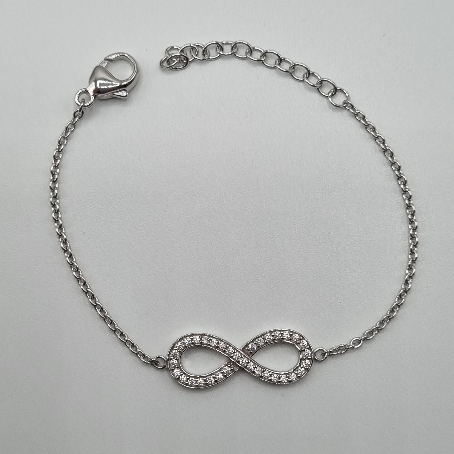 1 Armband Infinity