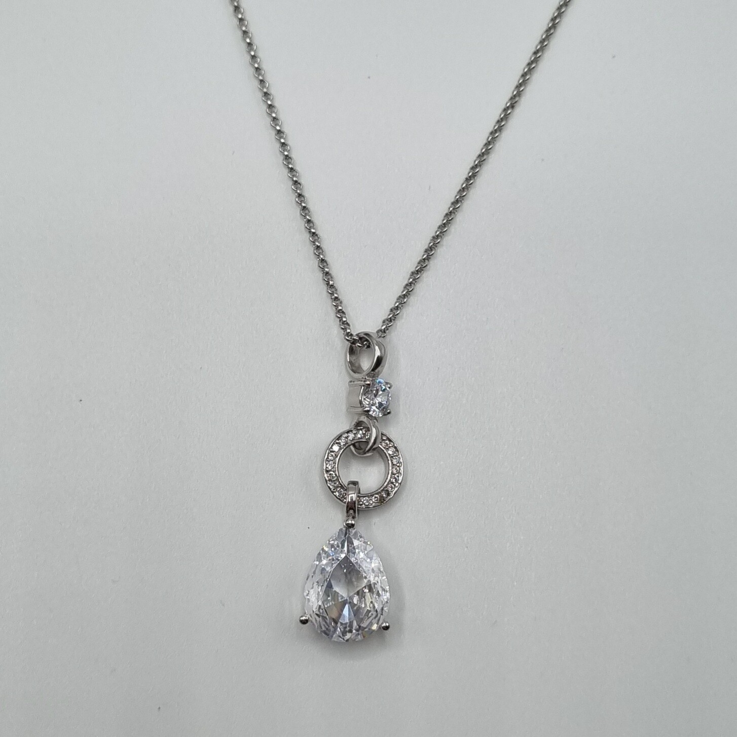 Collier Silber