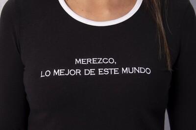 Polo de Algodón - MEREZCO, LO MEJOR DE ESTE MUNDO