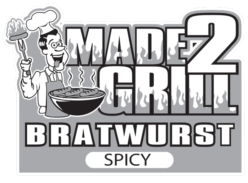 Made2Grill Spicy Bratwurst