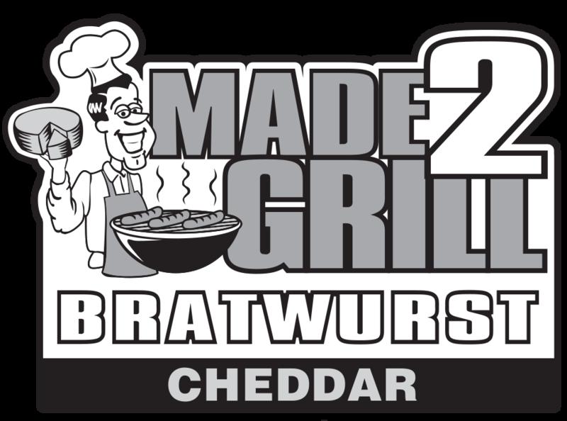 Made2Grill Cheddar Bratwurst