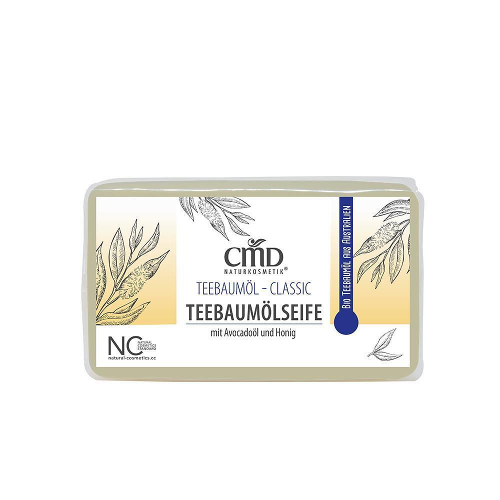 Teebaumöl - Seife