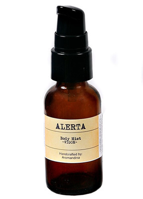 Alerta Body Mist Travel Size