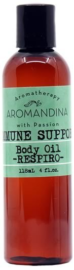 Immune Support  Body Oil