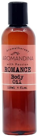 Romance Massage Body Oil