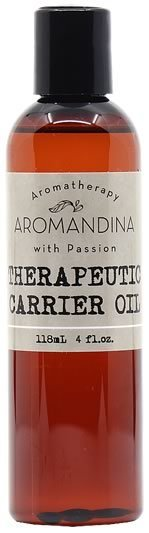 Therapeutic Carrier Oil