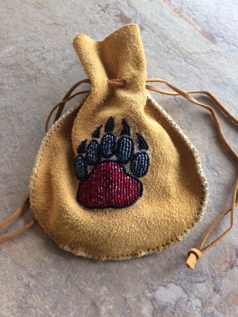 Draw String Beaded Pouch Parts 1&2