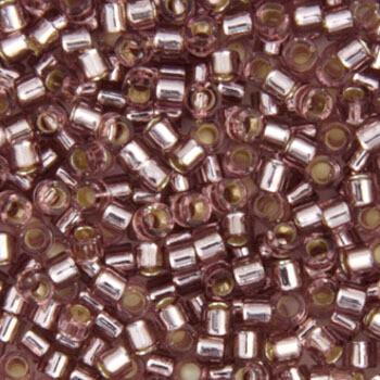 11/0 Delica Miyuki Lilac Purple s/l  146