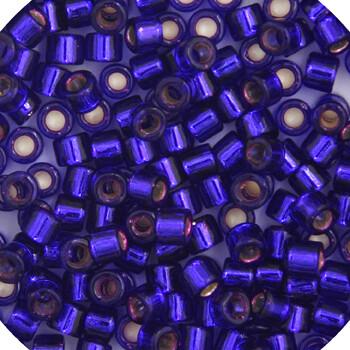 11/0 Delica Miyuki Dark Violet Purple  s/l 610