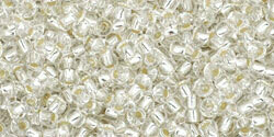 11/0 Round Clear s/l 21 40g
