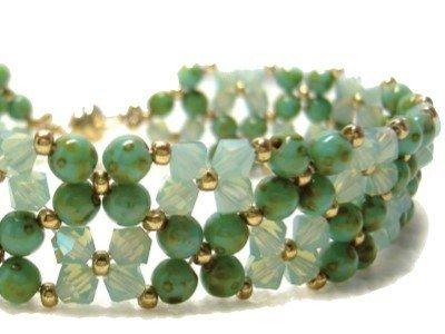 Easy Crystal Bracelet Class