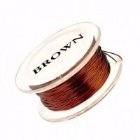 20g Brown Copper Wire 10 yards